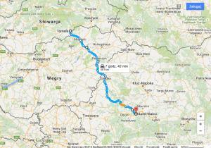 mapa DZIEŃ 2